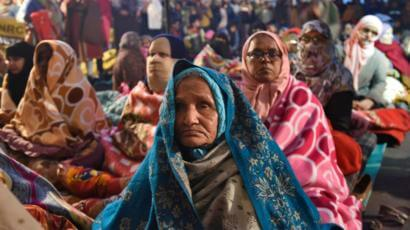 ഷഹീന്ബാഗ്: ജിഡി ബിര്ള ഹൈവേയിലെ  ചക്കാ ജാം
